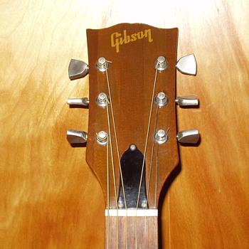 Gibson J-50 guitar - Guitars