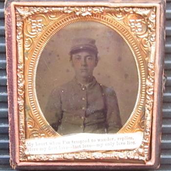 Pvt. S.B. Ray, 2nd Arkansas Regiment