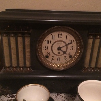 Inherited clock