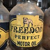 1936 FREEDOM PERFECT MOTOR OIL