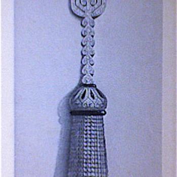 gold&diamond& enamel braclets by G.Maubossin 1924. Pearl tassel magnificent.