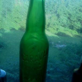 Caravan Ginger Ale  - Bottles