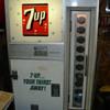 7 up pop machine