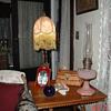Old Bridge Floor Lamp...Hand Made Shade