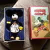Minnie Mouse Retro Collection FUN-E-FLEX WOODEN DOLL.