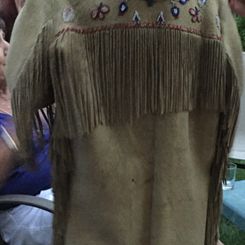 Native jacket 1950? - Mens Clothing