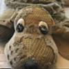 Info wanted on velveteen stuffed dog