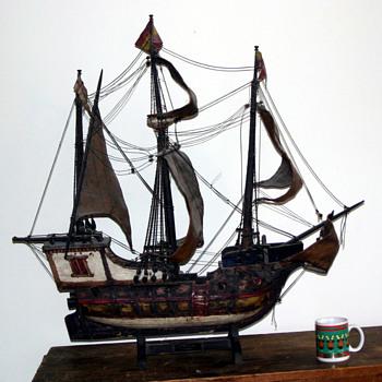 Nina model ship - Toys