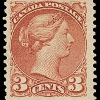 Little Queen Scott No. 37d - Stamps