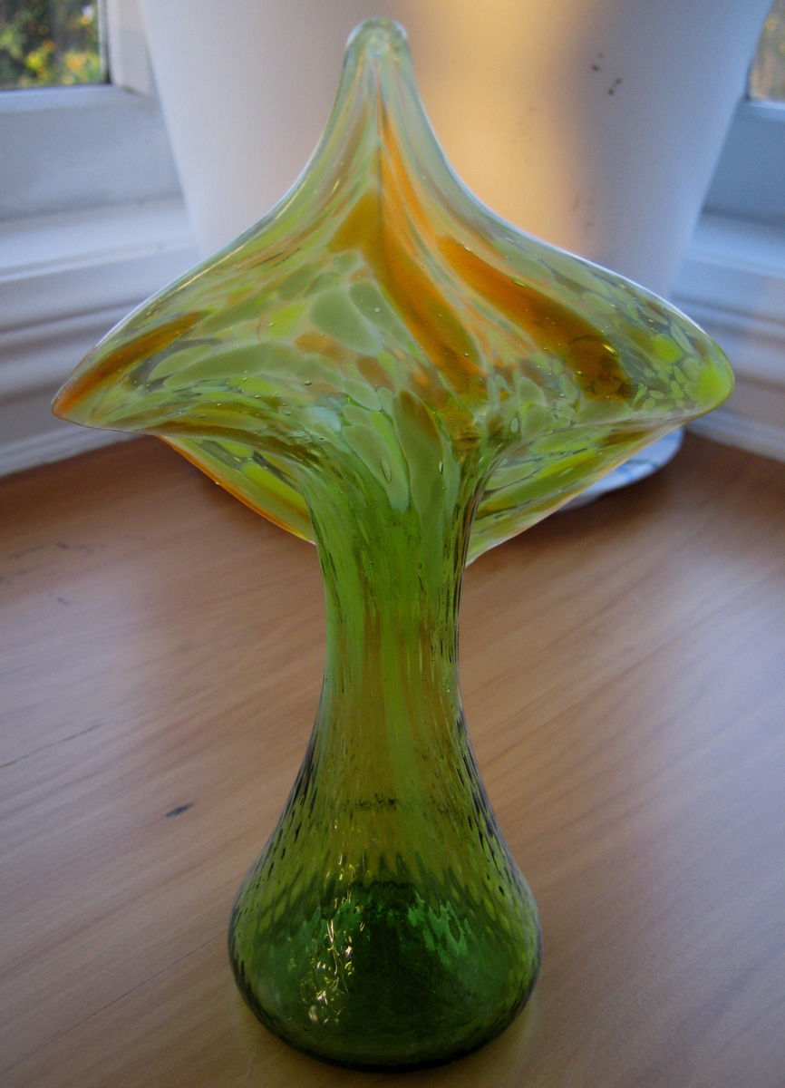 My first jack in the pulpit glass vase kralik collectors weekly reviewsmspy