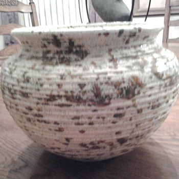 Another Thrift Store Find - Pottery