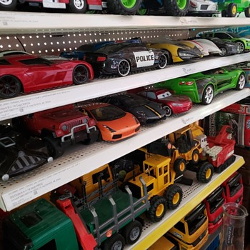 Cars and Trucks - Model Cars