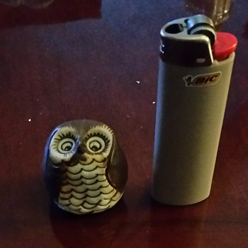 Teeny owl - Animals