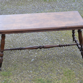 Victorian Bench?  - Furniture