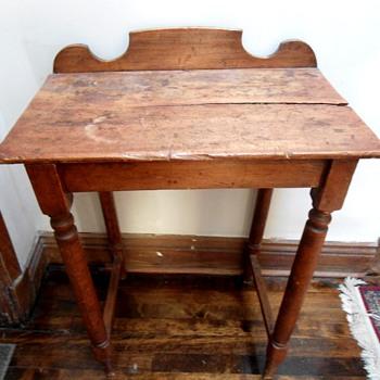 Antique Wash Stand - Furniture