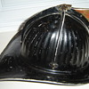 Vintage Firefighting Helmet
