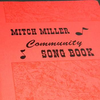 Mitch Miller Community Song Book - Music Memorabilia