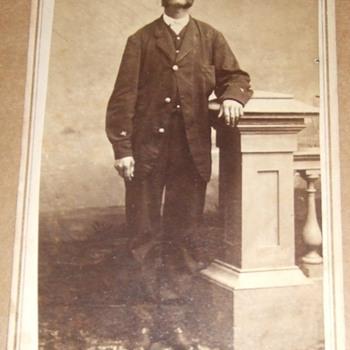 Civil War Union sailor on blockade duty in South Carolina