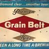 Grain Belt Tin Signs