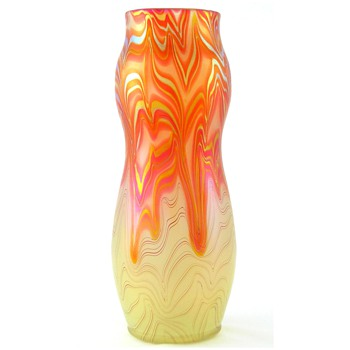 A Loetz vase +++++++ - Art Glass