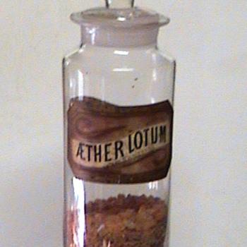 medicine bottle - Bottles