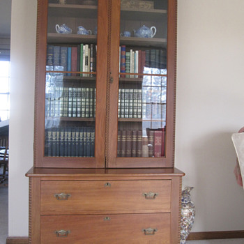Bookcase from the farm house - Furniture