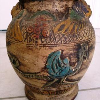 Japanese Pottery - Asian