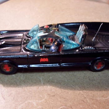 Corgi Batman Car Toy - Toys