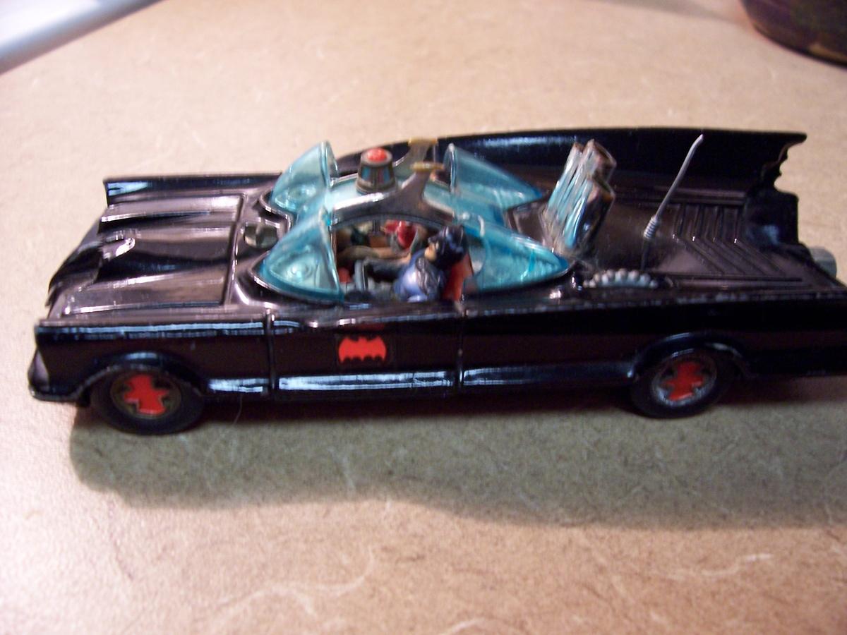 Corgi Batman Car Toy Collectors Weekly