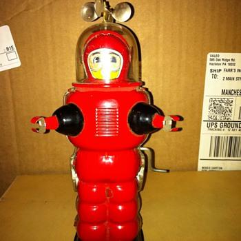 Yoshiya Moon Explorer Robot - Toys