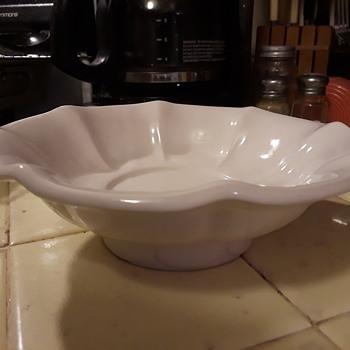 McCOY pottery bowl - Pottery