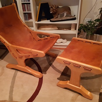 Vintage Scandinavian chair? - Furniture