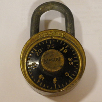 Lock from grandma s house - Tools and Hardware