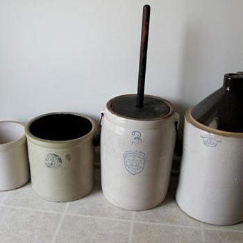 Some of my stoneware - China and Dinnerware