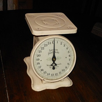 American Family Scale 25 Pounds