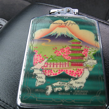 Memory of Japan Lighter