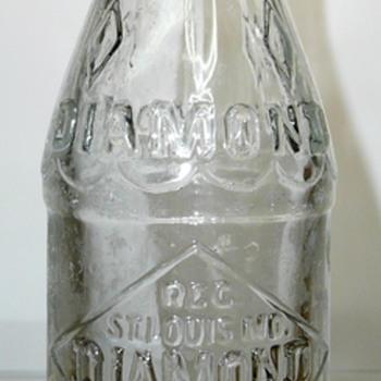 Diamond Bottling Co. / St. Louis, Missouri - Bottles