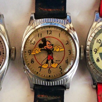20th Birthday Series Mickey Mouse Watches