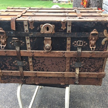 Grandmother's Trunk - Furniture