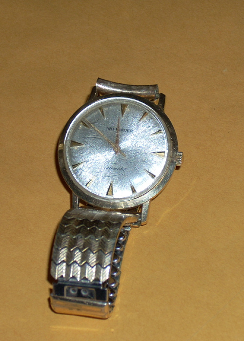 Wittnauer Watch Value >> How Old Is This Wittnauer Watch Collectors Weekly