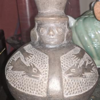 Fat Guy Vase - Pottery