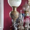 Miller Cherub Banquette Lamp