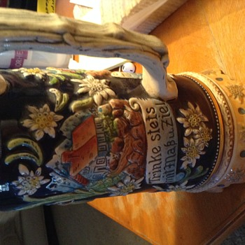 my favorite beer stein from ww2