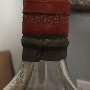 Vintage Liquor  - Bottles