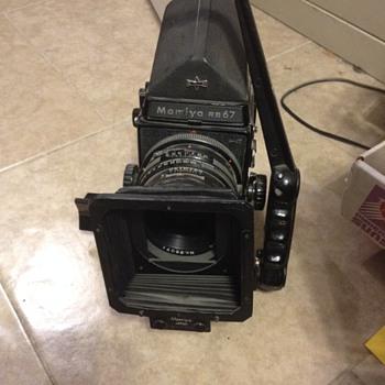 Mamiya RB67 - Cameras