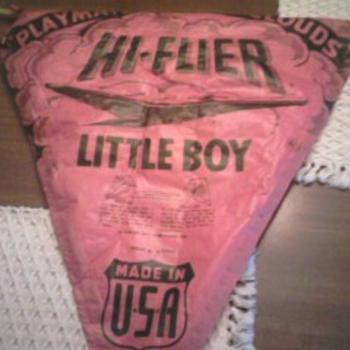 "hi- flier "" little boy"" kite - Sporting Goods"