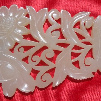 Chinese carved jade pendants - Fine Jewelry