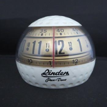 Golf Ball Alarm Clock - Clocks