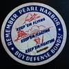 REMEMBER PEARL HARBOR MILK BOTTLE CAP