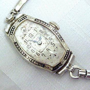 gruen cartouche - Wristwatches